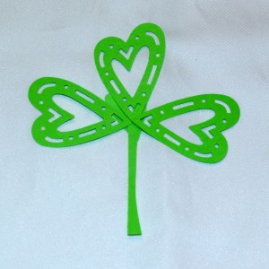 Fun 4 Part Shamrock How-To
