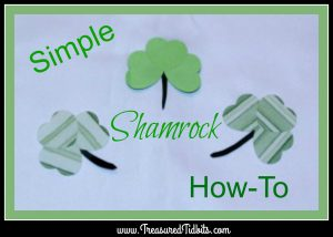 Simple Shamrock How-To