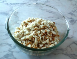 Simple Uses for Leftover Bread-Crumble