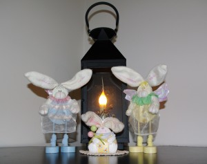 Whimisical Easter Bunnies