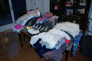 The great purge of 2014 -Day 1- My daughter's room