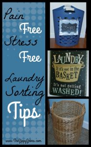 Laundry Tips Collage