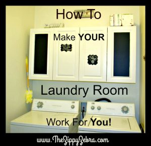 Laundry Tips Make Your Laundry Room Work For You FB