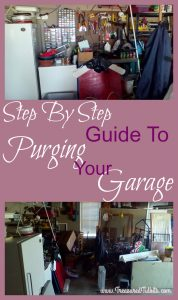 Purging Your Garage Pin