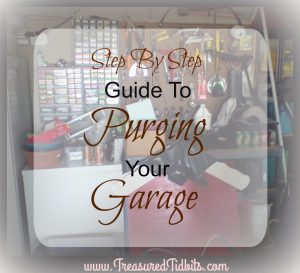 Step By Step Guide TO Purging Your Garage