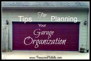 Tips for Planning Your Garage Organization