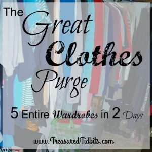 The Great Clothes Purge Square