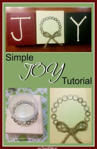 JOY Block Pin