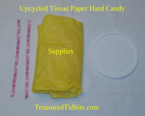 Hard Candy Supplies