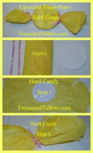 Hard Candy Tissue Paper How TO