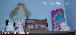 Memory Shelf #2-Fun Memories