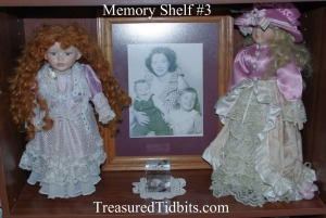 Memory Shelf #3-Photographic Memories