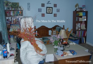 The Mess In The Middle