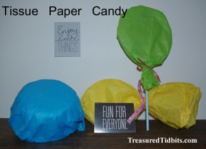 Tissue Paper Candy