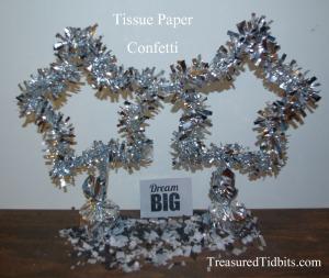 Tissue Paper Confetti