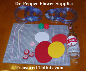 Dr. Pepper Flower Supply Pic