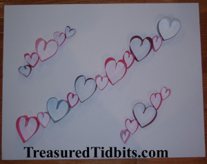 Fun, Easy Heart Decor
