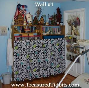 Craft Room Reveal Wall 1