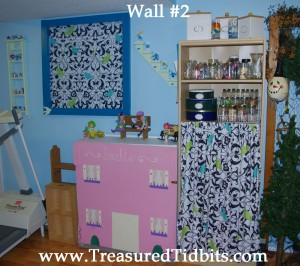 Craft Room Reveal Wall 2