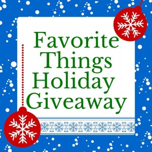Holiday Giveaway 2015