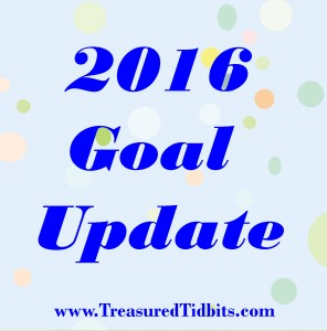 2016 gOal Update