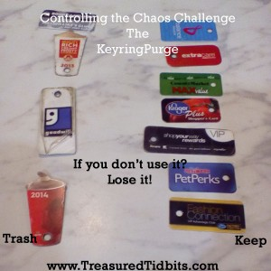 COntrolling the Chaos Challenge Reward Cards