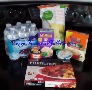 Kroger Friday Freebie Haul