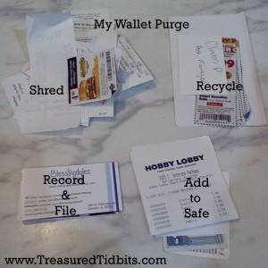 My Wallet Purge