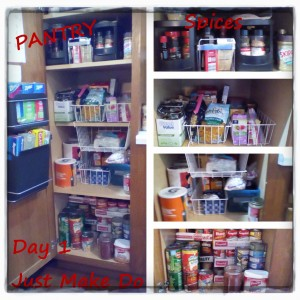 Pantry Day 1 Of Just Make Do (3)