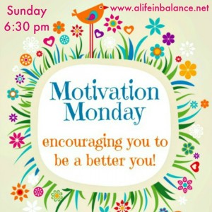 link up motivation Monday