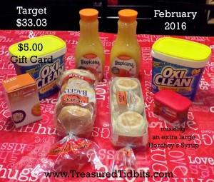 Target Shopping Feburary 2016 #1