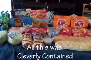 All this was Cleverly Contained