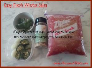 Fresh Salsa Tip 2