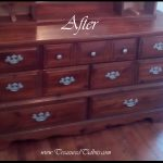 From Brassy to Classy 2016 Dresser After
