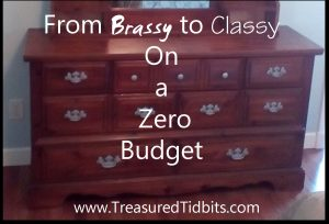 From Brassy to Classy on a Zero Budget