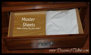 Master Sheet Drawer for Organization