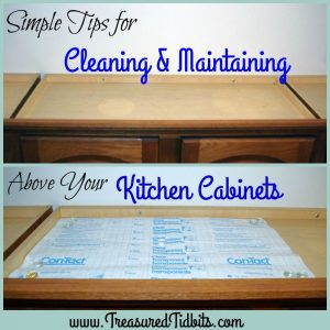 Cabinet Cleaning Tips FB Square