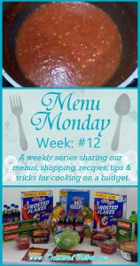 Monday Menu #12 Pin copy