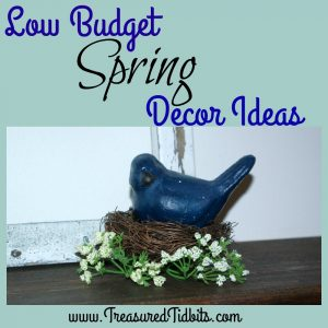 Spring Decor Ideas Facebook Square