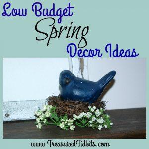 Spring Decor Ideas Facebook Square