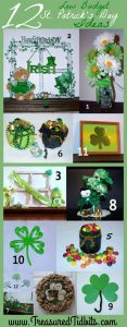 St Pats's 12 Ideas
