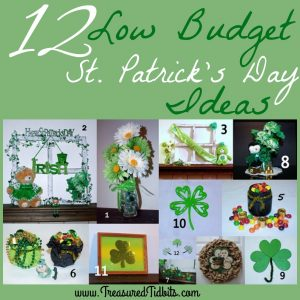 12 Fun Easy St. Patrick Day DIYs