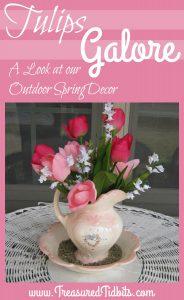 Tulips Galore Decor Pinterest