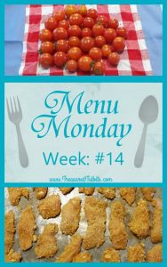Menu Monday #14 Pin