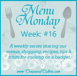 Menu Monday #16