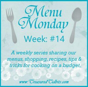 Monday Menu #14