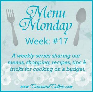 Monday Menu #17