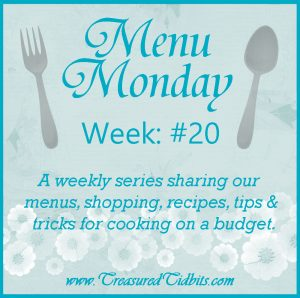 Menu-Monday-#20-Weekly-Shopping-Trip