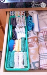 fold-you-towels-for-more-storage-space-in-your-ktichen-drawers