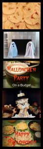 halloween-party-collage